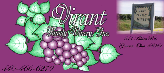 Welcome to the Virant Family Winery